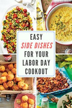 Easy Side Dishes That'll Do All the Work at Your Labor Day Cookout
