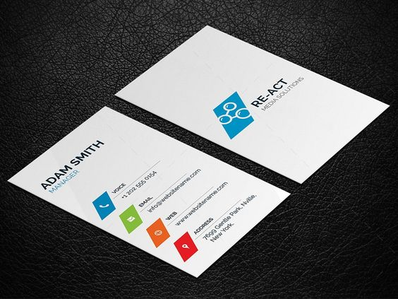 Minimal Business Card 06 - http://graphicpick.com/downloads/minimal-business-card-05/
