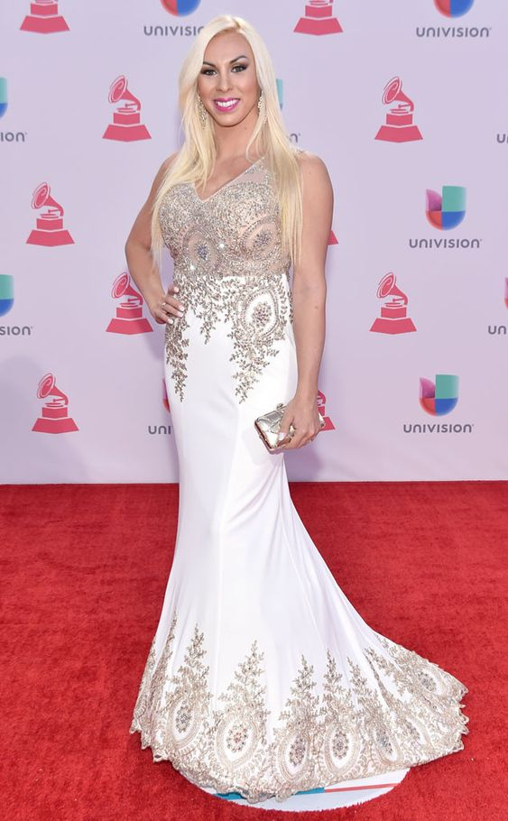 Latin grammy 2018 dresses plus