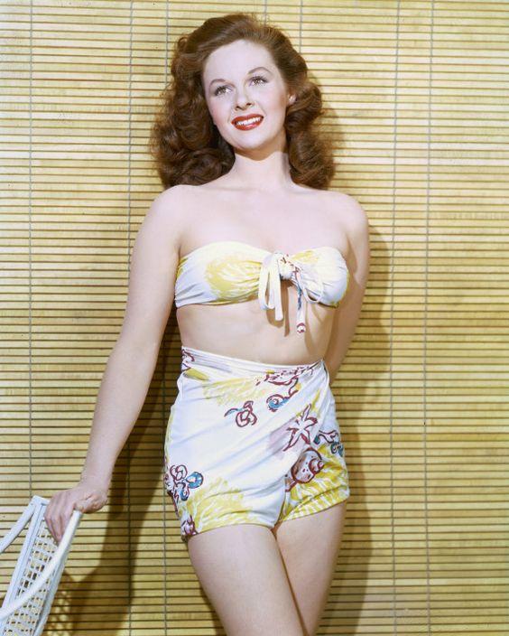 Susan Hayward circa 1945