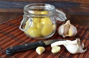 Маринование чеснока подборка 7 рецептов. - Едим Дома 27
