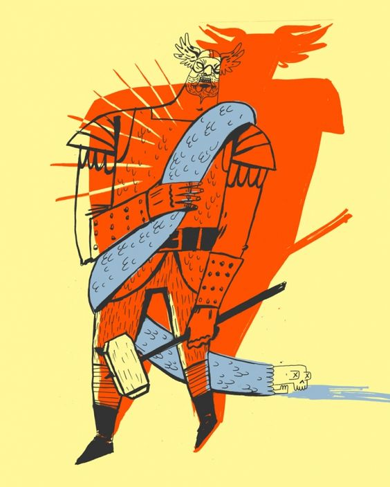 The Illustration Work of JamesHeimer
