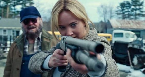 Lawrence takes aim at audiences and misses with the lacklustre Joy. Review.