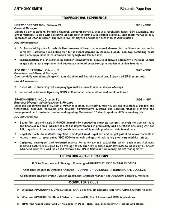 Civil Engineer Job Description Resume - http\/\/wwwresumecareer - logistics manager resume