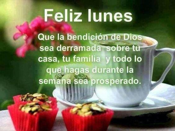 Feliz lunes ... !!!