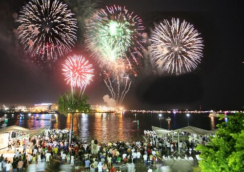 5 Fabulous Cities To Be In This New Year S Eve Society19 Most Romantic Places New Years Eve Miami Fireworks