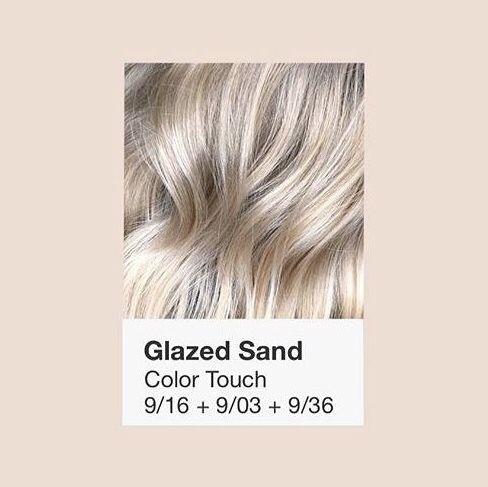 Gorgeous Wella Blonde Toner Glaze Color Formula Blonde Toner