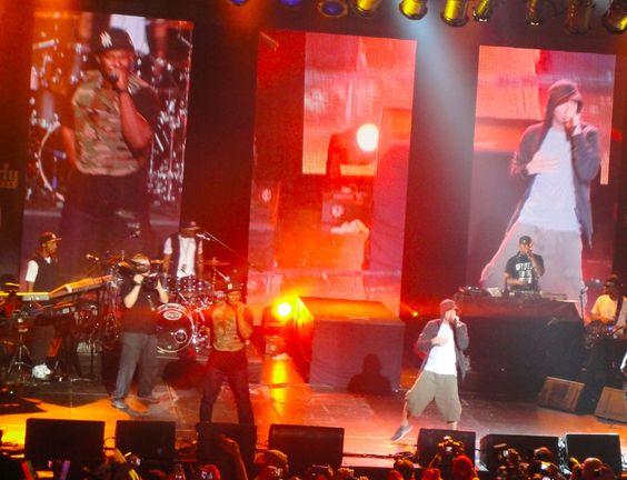 50 Cent & Eminem #SXSW