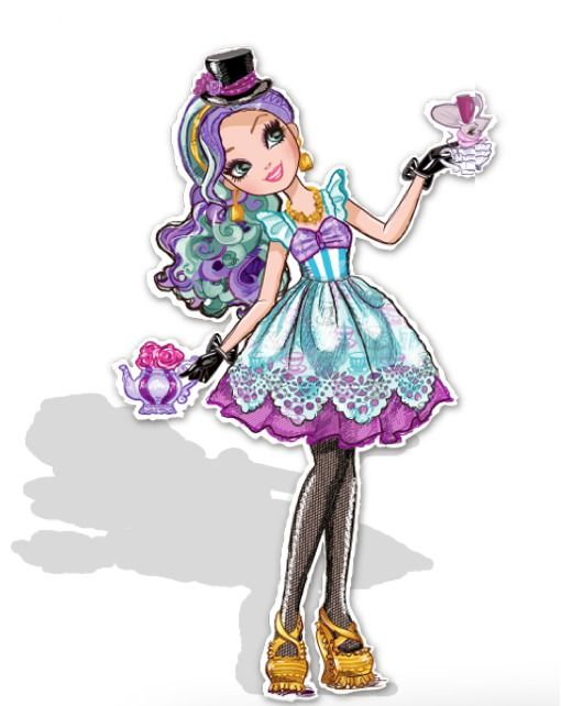 Pictures of Madeline Hatter Thronecoming Doll - www.kidskunst.info