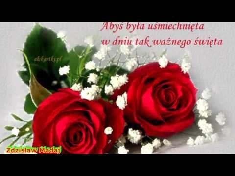 8 Marca Dzien Kobiet Youtube Beautiful Roses Rose Flowers