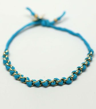 Allison Woven Friendship Bracelet