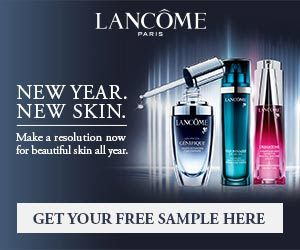 SIGN UP HERE! Enter email and mention the offer for Free Sample of Lancome Advanced Genifique at the nearest Lancome location.