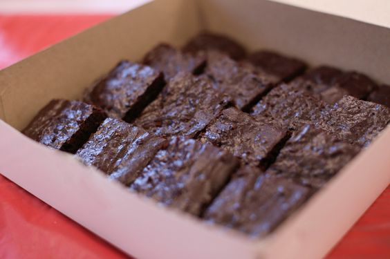 Protein Packed Brownies | Food for the Hub | Pinterest | Brownies ...