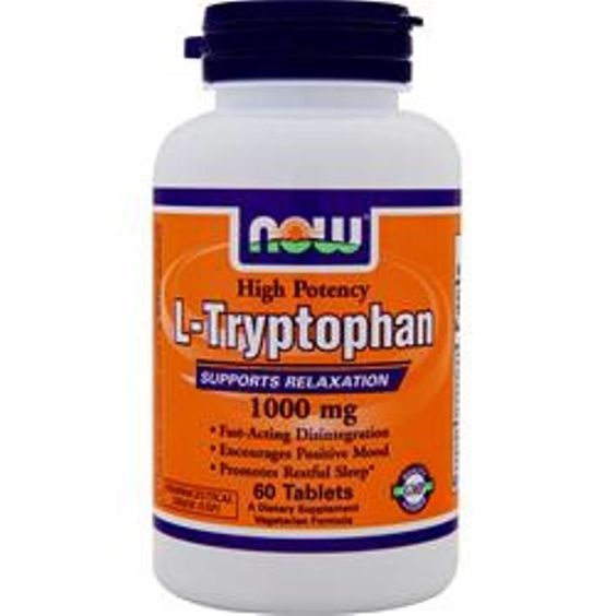 You get the best Value on best quality product! Buy 1 – 2 -3 – 4 – or 5 items & save more Ship domestic & international! NOW L-Tryptophan (1000mg) 60 tabs buy 1 - 2 or 3 save more #NOW