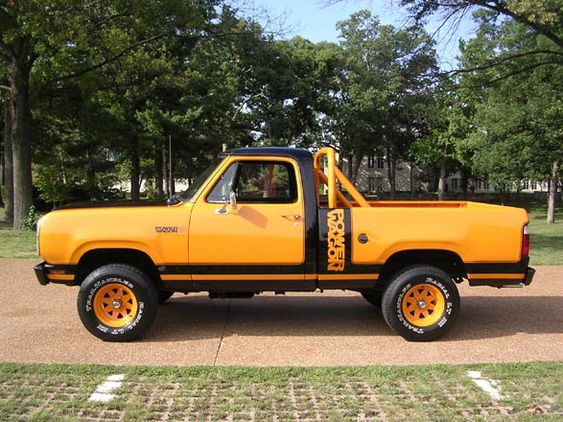 79 Macho Power Wagon | Vintage 4x4 | Pinterest | Trucks ...