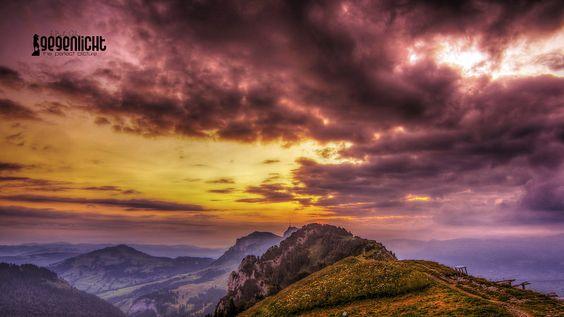 HDR-Aufnahme Sonnenaufgang Staubern 2