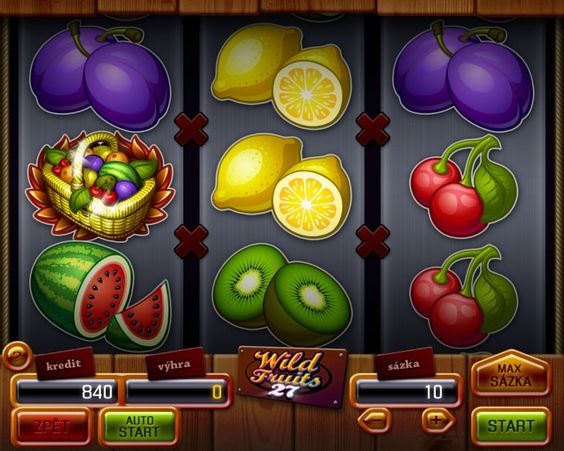 fruit slot machine games free