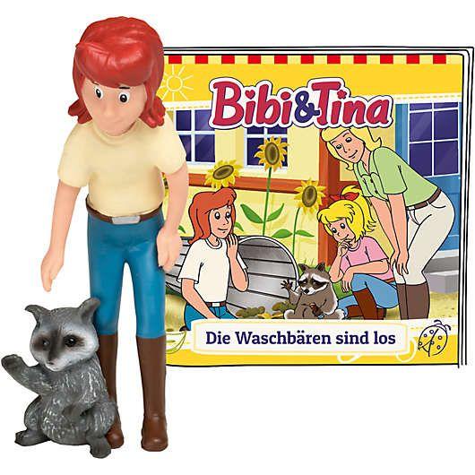 Tonies Bibi Und Tina Die Waschbaren Sind Los Bibi Und Tina Bibi Und Tina Waschbar Bar