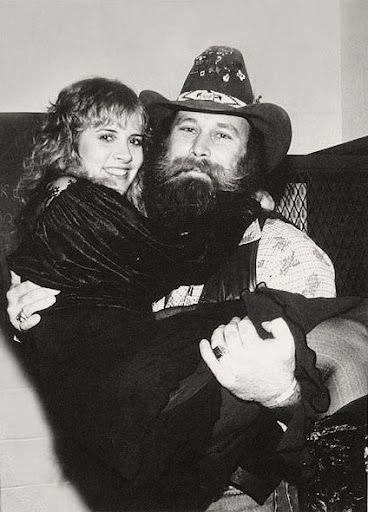 Stevie Nicks and Charlie Daniels