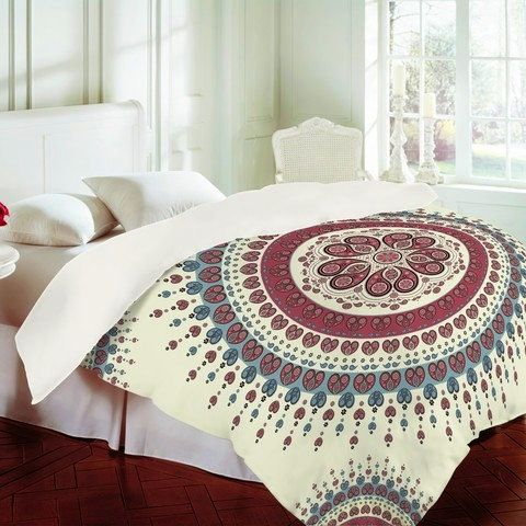 Milli Home Decorative Pillows : Mandalas and Bedding on Pinterest