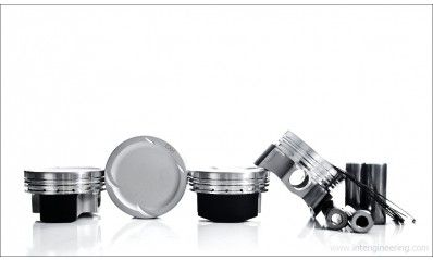IE RACE SPEC JE Piston Set for 2.0T FSI Engines