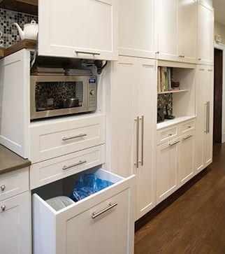7 id es de rangement pour la cuisine cuisine et bricolage - Idee rangement petite cuisine ...