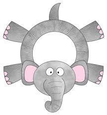 craft elephant - Cerca amb Google