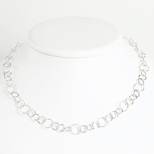 Sterling Silver Bracelet Sterling Silver Collection. $25.00. Save 24%!