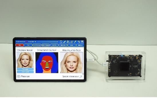Courtesy Of Kaist Seoul Using An Artificial Intelligence Chip South Korean Researchers Have C Artificial Neural Network Emotion Recognition Deep Learning