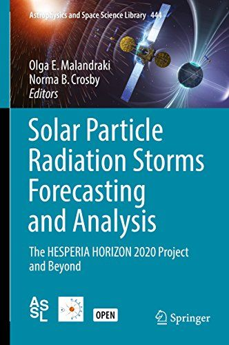 Solar Particle Radiation Storms Forecasting and Analysis: The HESPERIA HORIZON 2020 Project and Beyond (Astrophysics and Space Science Library) de [Olga E. Malandraki, Norma B. Crosby]