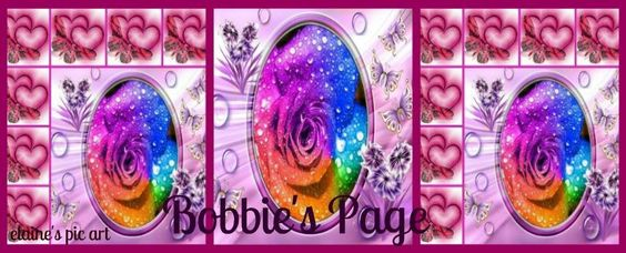 BOBBIE'S PAGE