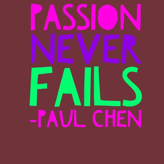 Have passion for what you do and it won't feel like work  #passion #girlboss #womeninbusiness #thetenantcompany