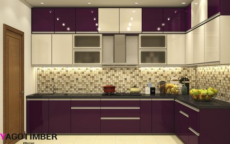 Monochrome Multiplicity Here Is The Stylish Colour Scheme For Any Modern Kitchen So Ch Kitchen Colour Combination Interior Design Kitchen New Kitchen Interior