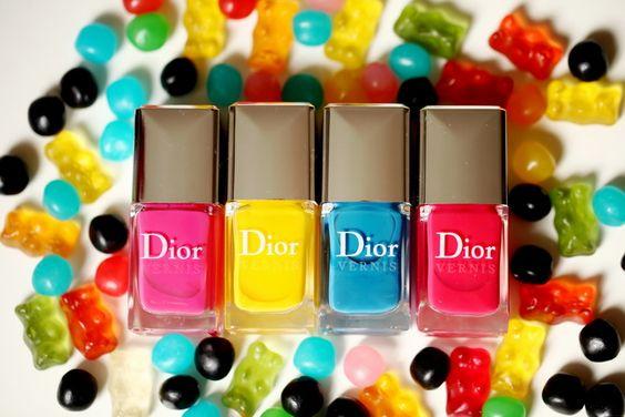 Dior nailpolish