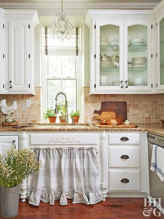 Kitchen Ideas White Kitchenideas Modern Country Kitchens