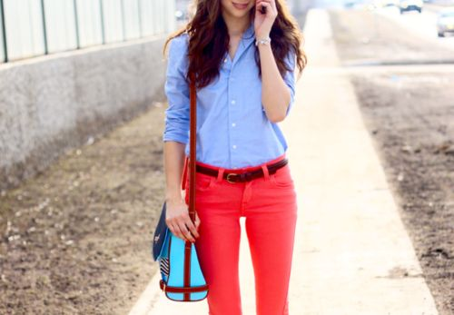 like this: Colored Pants, Red Skinny, Dream Closet, Colored Jeans