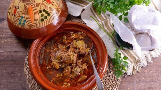 Estofado de cordero (Tangia Dial Khuruf) - Najat Kaanache - Receta - Canal Cocina