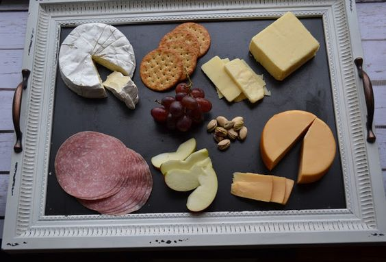 Making Miracles: #handcraftededibles ~ The Perfect Cheese Tray