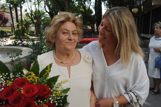 Mari Ortiz Setién, protagonista de un homenaje al Ausente de gran calidad y emotividad