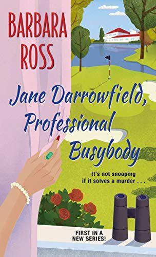 Taryn Lee recommends Jane Darrowfield, Professional Busybody