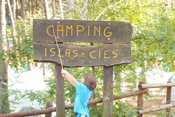 Camping Cíes