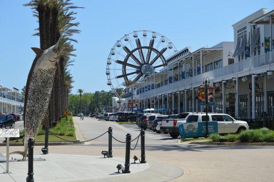 The Wharf Orange Beach  - What to do at Gulf Shores and Orange Beach AL