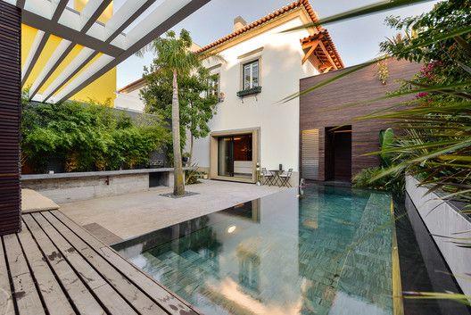 Casa em Estoril,© Ricardo Oliveira Alves