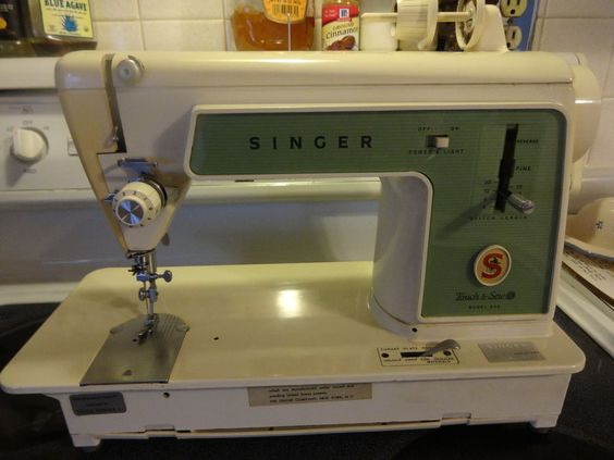 singer sewing machine 1970 value