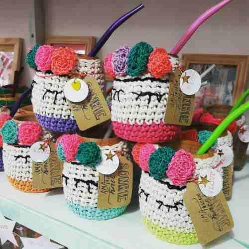 Cactus Amigurumis Tejidos A Crochet, Cactus Coloridos! - $ 150,00 ... | 500x500
