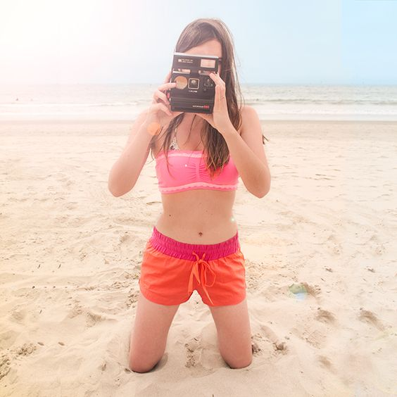 These fun poplin boxers are great for staying in or going to the beach! POPLIN BOXERS $24.00