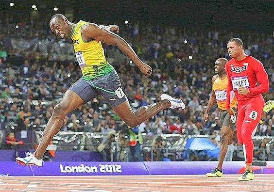 Usain Bolt - nuovo record olimpico in 9 63 | People | Pinterest | Lightning bolt Lightning and Usain bolt & Usain Bolt - nuovo record olimpico in 9
