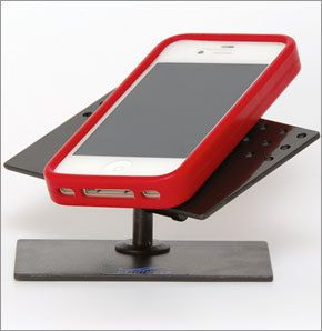 CommuteMate Dash Stand Mount Cell Phone GPS iPhone HTC Evo Holder Car Dashboard