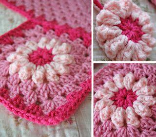 tillie tulip - crochet
