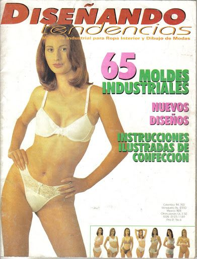 Patterns For Lingerie 121